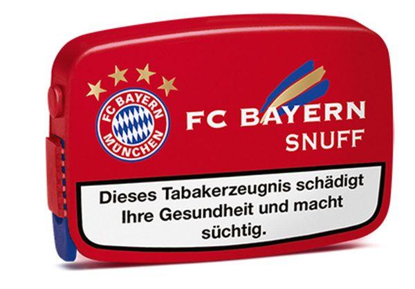 FC Bayern Snuff Schnupftabak (10 x 10 gr.)