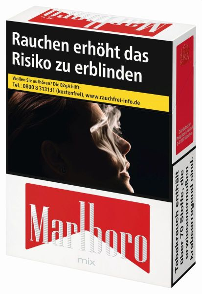 Marlboro Original-Packungen Mix (8x28er)