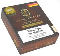 Leon Jimenes Zigarren Jimenes Barrel Aged Exclusivo Alemania Robusto LE 1380 (Schachtel á 10 Stück)