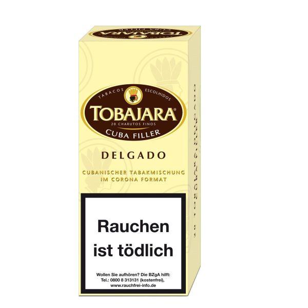 Villiger Zigarren Tobajara Delgado Corona (Schachtel á 20 Stück)