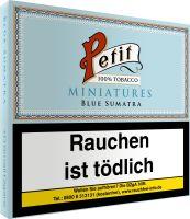Nobel Petit Zigarillos Miniatures Blue Sumatra (Schachtel á 10 Stück)