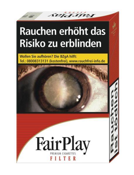 Fair Play Zigaretten Filter Big Pack (12x21er)