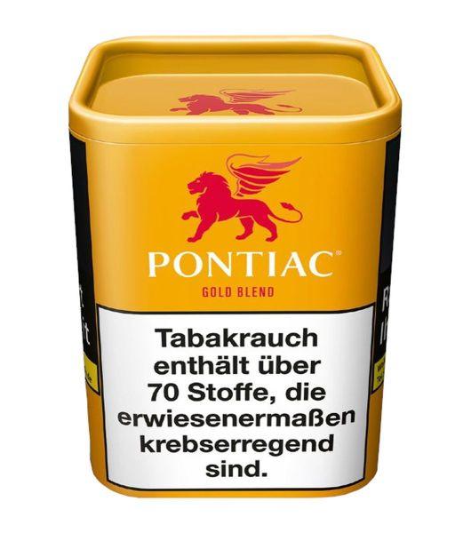Pontiac Zigarettentabak Gold Blend (Dose á 120 gr.)