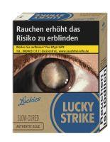 Lucky Strike Zigaretten Authentic Blue 8€ (XXL) (8x24er)