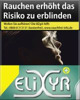 Elixyr+ Plus Cigarettes (XL)