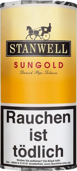 Stanwell Pfeifentabak Sungold (Pouch á 40 gr.)