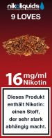 NikoLiquids 9 Loves 16mg Nikotin/ml (10 ml)