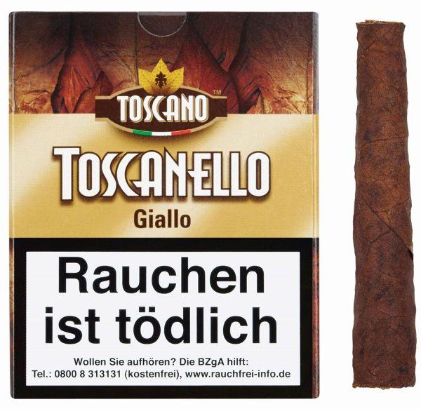 Toscano Zigarren Toscanello Giallo (Packung á 5 Stück)