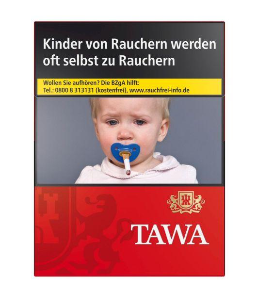 Tawa Zigaretten Red XXL-Box (8x28er)