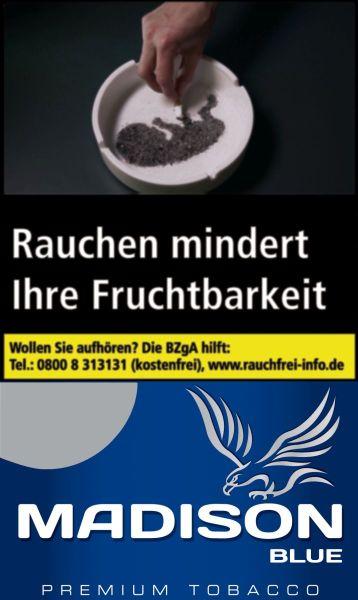 Madison Zigarettentabak Blue (10x30 gr.) 3,95 € | 39,50 €