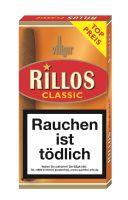 Villiger Zigarillos Rillos Classic (Schachtel á 5 Stück)
