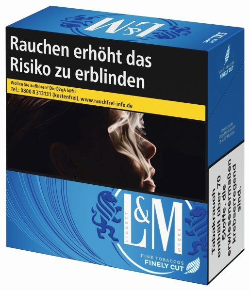 L&M Zigaretten Blue Label (6x49er)