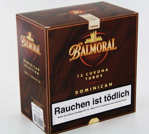 Agio Zigarren Balmoral BDS Corona Tubo Display (15x1 ) 2,80 € | 42,00 €