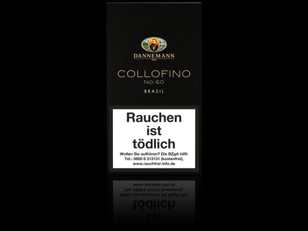 Dannemann Zigarren Collofino 60 Brasil (Schachtel á 5 Stück)