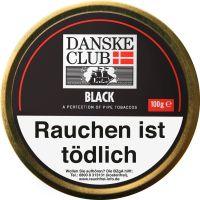 Danske Club Pfeifentabak Black (Dose á 100 gr.)