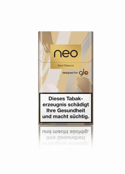 neo Zigaretten Tobacco Gold 7g (10x20er)