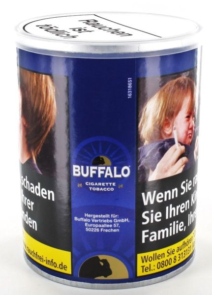 Buffalo Zigarettentabak Blue (Dose á 150 gr.)