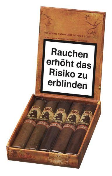 La Aurora Zigarren 1495 Connoisseur (Schachtel á 5 Stück)
