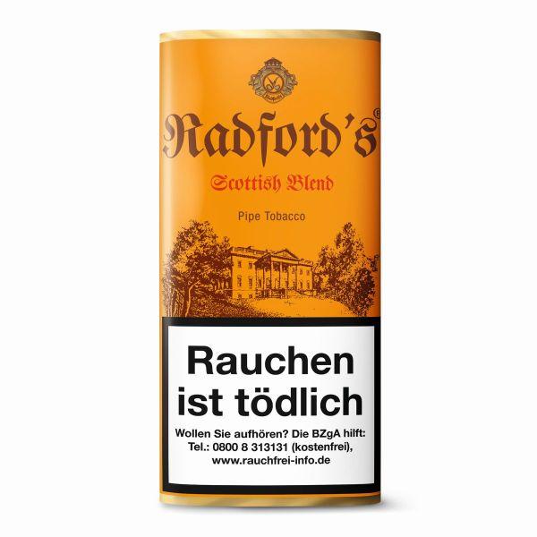 Radford Pfeifentabak 's Scottish Blend (Pouch á 50 gr.)