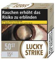 Lucky Strike Amber 15 € (Jumbo)