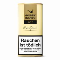 Golden Blend Pfeifentabak No. 1 (Pouch á 50 gr.)