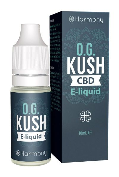 Harmony Eliquid OG Kush CBD 100mg (10 ml)