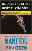 Manitou Zigaretten Original Org Blend No. 6 Pink (10x20er)