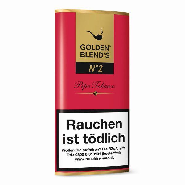 Golden Blend Pfeifentabak No. 2 (Pouch á 50 gr.)