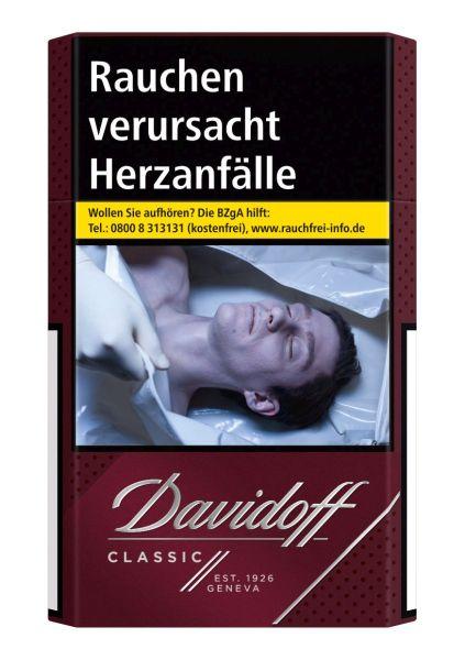 Davidoff Zigaretten Automat Automatenp. Classic Edition (10x20er)