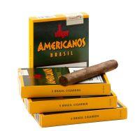 Villiger Zigarillos Americanos Brasil (Schachtel á 5 Stück)