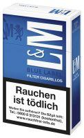 L&M Zigarillos Filter Cigarillos Blue Label (10x17er) 2,50 € | 25,00 €