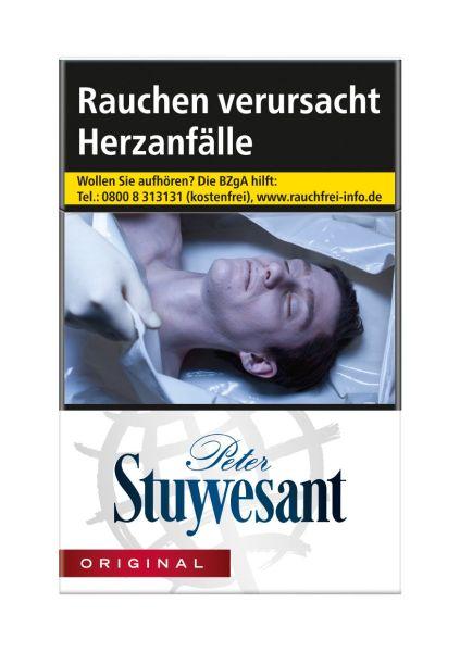 Peter Stuyvesant Zigaretten Automat Automatenp. Edition (20x20er)