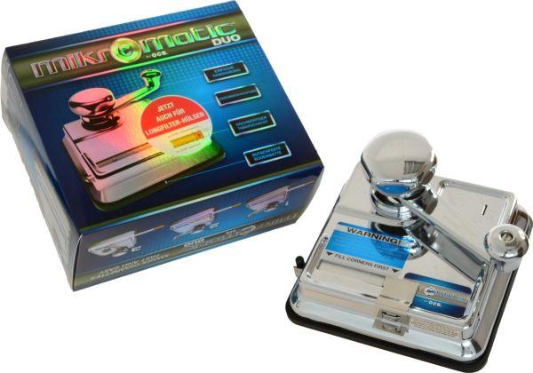 OCB MikrOmatic Duo Stopfmaschine Stopfgerät (1 Stück)