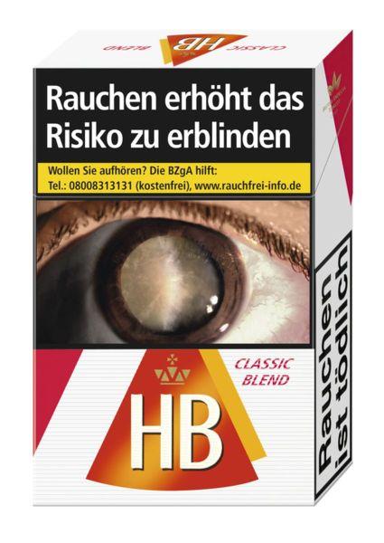 HB Zigaretten Automat Automatenp. Classic Blend Edition (20x22er)