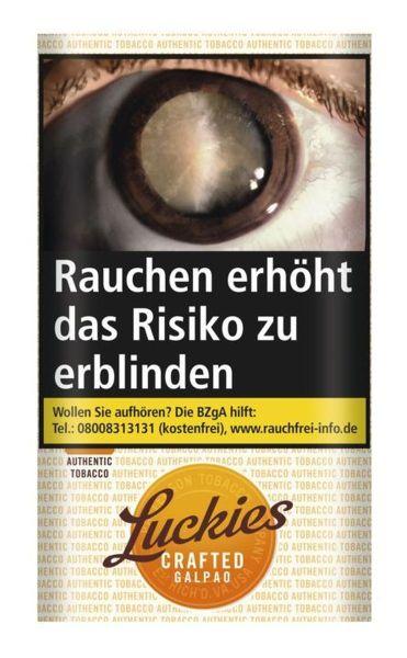 Lucky Strike Zigarettentabak Crafted Galpao (6x30 gr.) 5,70 € | 34,20 €