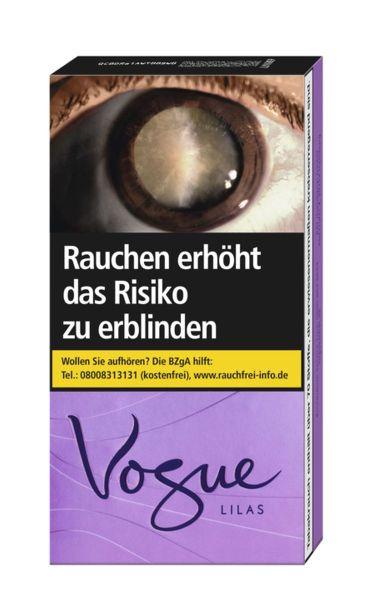 Vogue Zigaretten Lilas (10x20er)
