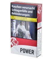 Power Zigaretten red Long (10x20er)