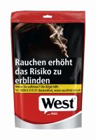 West Volumentabak Red Volume Tobacco (Beutel á 105 gr.)