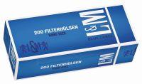 L&M Blue Label King Size Zigarettenhülsen (5 x 200 Stück)