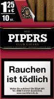 Pipers Zigarillos Little Cigars Cherry / Red (Schachtel á 10 Stück)