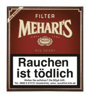 Meharis Zigarillos Agio Red Orient Filter (Schachtel á 20 Stück)