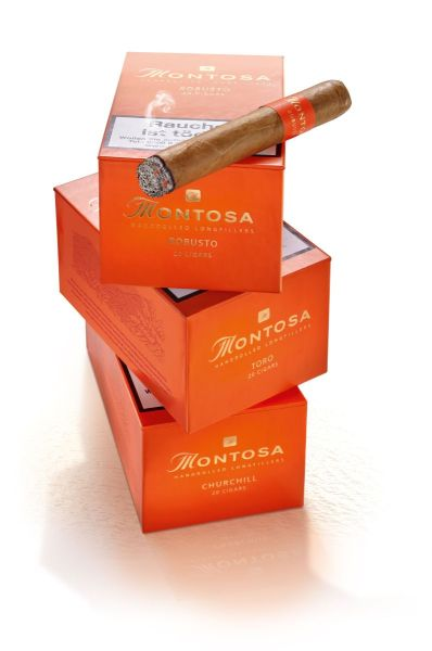 Montosa Zigarren Churchill (Schachtel á 20 Stück)