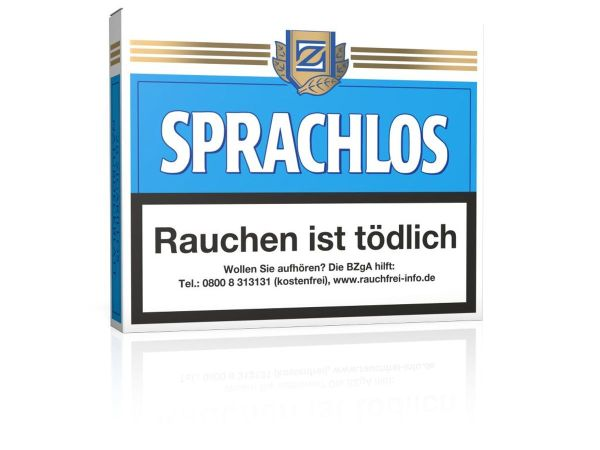 Dannemann Zigarillos Sprachlos (Schachtel á 20 Stück)