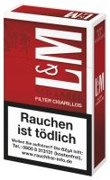 L&M Zigarillos Filter Cigarillos Red Label (10x17 Stück) 2,50 € | 25,00 €