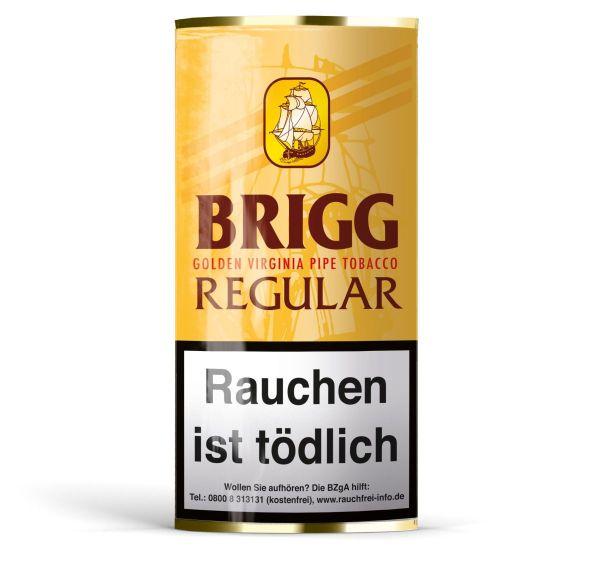 Brigg Pfeifentabak Planta Regular (Pouch á 40 gr.)