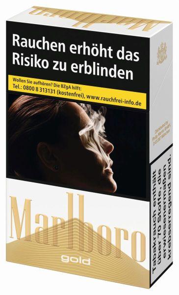 Marlboro Zigaretten Gold (8x24er)