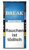Break Volumentabak Blue Volumentabak (Dose á 120 gr.)