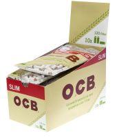 OCB Organic Slim Filter 6mm (10 x 120 Stück)