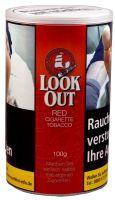 Look Out Zigarettentabak Red Cigarette Tobacco (Dose á 100 gr.)