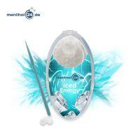 Menthol24 Aromakapseln Iced Energy (Dose á 100 Stück)